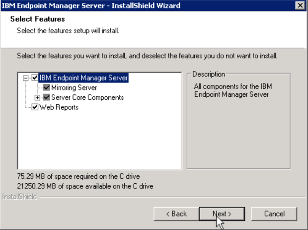 12-Server Options