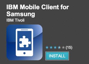 samsung mobile client safe