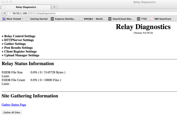 relay-diagnostics