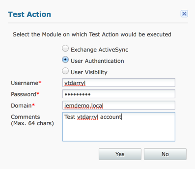 10 - Test Action