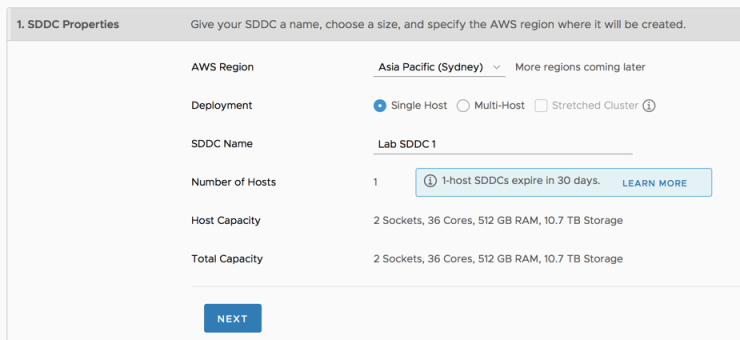 Setting up VMware Horizon on VMware Cloud on AWS – Many