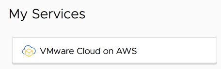 3 - VMC on AWS