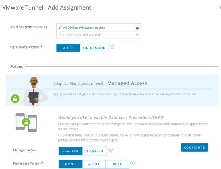 VMware-Tunnel-ManagedApp